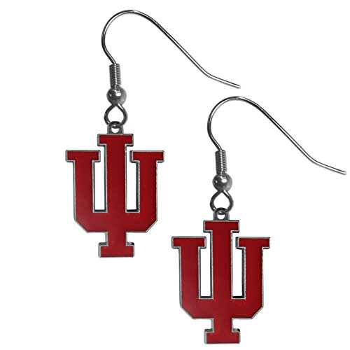 NCAA Indiana Hoosiers Dangle Earrings