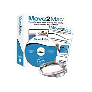Move2Mac - complete package Series Specs