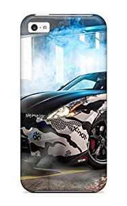 Josie Blaser's Shop Hot Design Premium Tpu Case Cover Iphone 5c Protection Case(nissan 370z Nismo Gumball 3000 Rally 2013)
