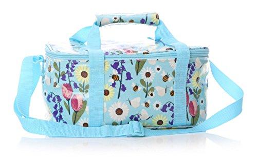 Lisa Buckridge Design Springtime termica cool bag Borsa termica per il pranzo, con manici