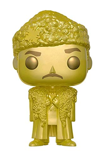 Coming to America Pop! Movies #574 Prince Akeem Gold Exclusive Version Vinyl Figure Rare]()