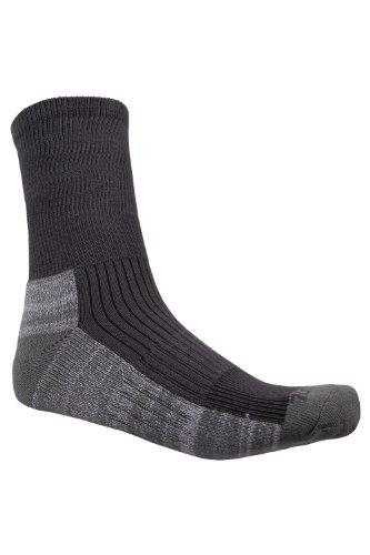 Mountain Warehouse Isocool Hiker Socks Grey 8-10