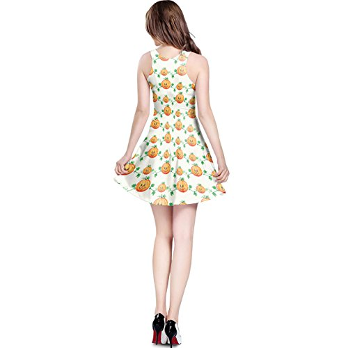 Queen of Cases - Vestido - skater - Sin mangas - para mujer