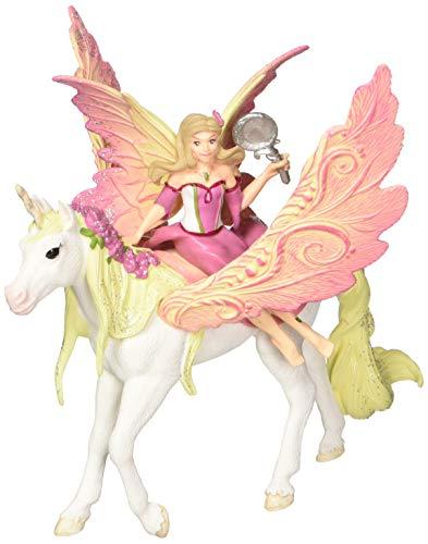 Pegasus Unicorn - Schleich Fairy Feya with Pegasus Unicorn