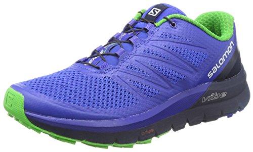 Salomon Men s Sense Pro Max Manmade, Mesh Trail Running Sneakers