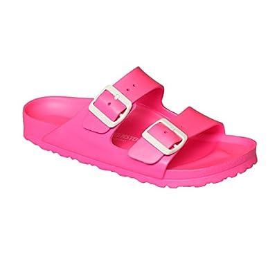 Birkenstock Essentials Unisex Arizona EVA Sandals Pink 39 N EU (US Women's 8-8.5)