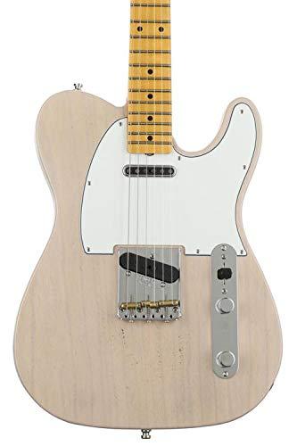 Fender Custom Shop Postmodern Telecaster Journeyman Relic - Dirty White Blonde