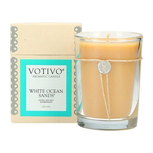 Votivo, Candle White Ocean Sands ()