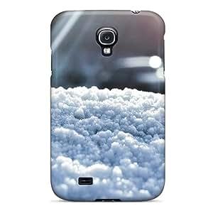 YaV3581hQPV Case Cover, Fashionable Galaxy S4 Case - Snow Sun Cars