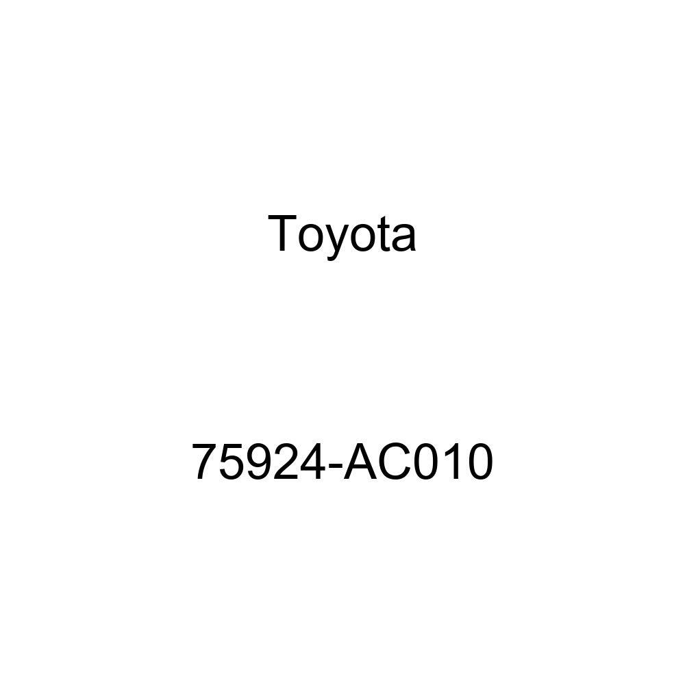 TOYOTA Genuine 75924-AC010 Blackout Tape