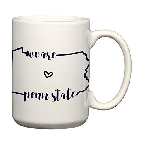 (We Are Penn State Mug Pennsylvania Coffee Mug PSU Nittany Lions University Gifts 15 oz Coffee Mug)