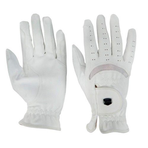 - Dublin Adults Dressage Riding Gloves - Black - Large