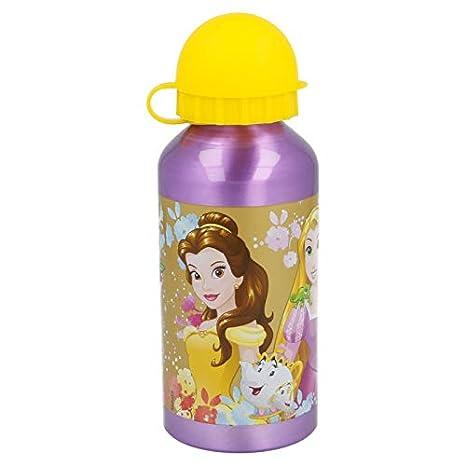 Stor Botella Aluminio 400 ML | Princesas Disney Forever: Amazon.es ...