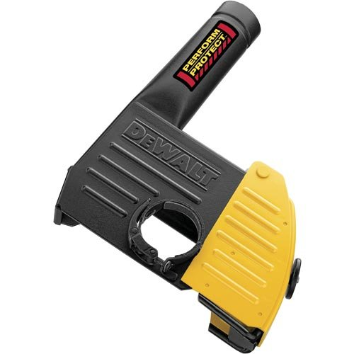 (DEWALT DWE46100 5-to-6-Inch Cutting and Tuck Pointing Dust)