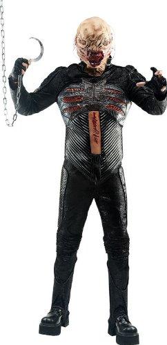 [CHATTERER ADULT MEN PLUS XL] (Hellraiser Mask Costume)