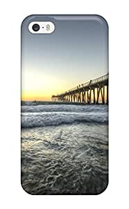 Sarah deas's Shop Case Cover Protector For Iphone 5/5s Locations Hermosa Beach Case
