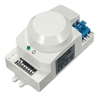 Amazon.com: Sensor de radar eléctrico de alta frecuencia CA ...