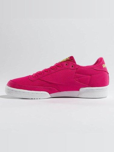 Reebok baskets C Eh Femme 85 Club Magenta Chaussures PrB8pqP