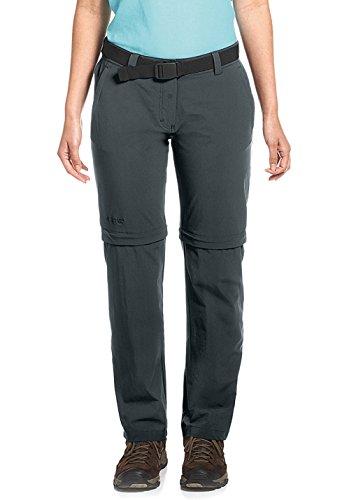 Sports nbsp;– Nata nbsp;pantalones 2 De Grafito Bermuda Mujer Senderismo Maier Off Zipp Gris 6qwSxIdEd