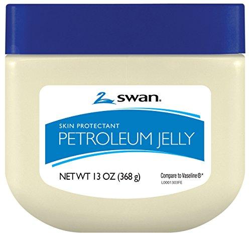 Swan Petroleum Jelly, 13 Ounce
