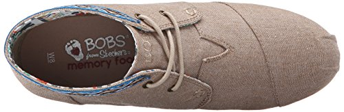 Women's NOTES Boot Ankle BEHOLD HIGH Taupe Skechers vR1Pqaq