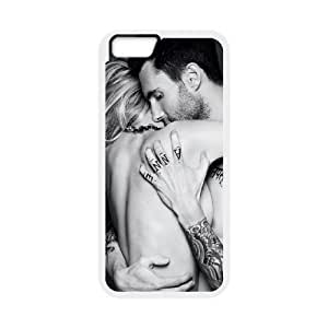 "YUAHS(TM) Personalized Hard Back Cover Case for Iphone6 Plus 5.5"" with Adam Levine YAS889593"