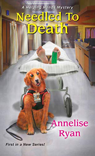 Needled to Death (A Helping Hands Mystery Book 1) by [Ryan, Annelise]