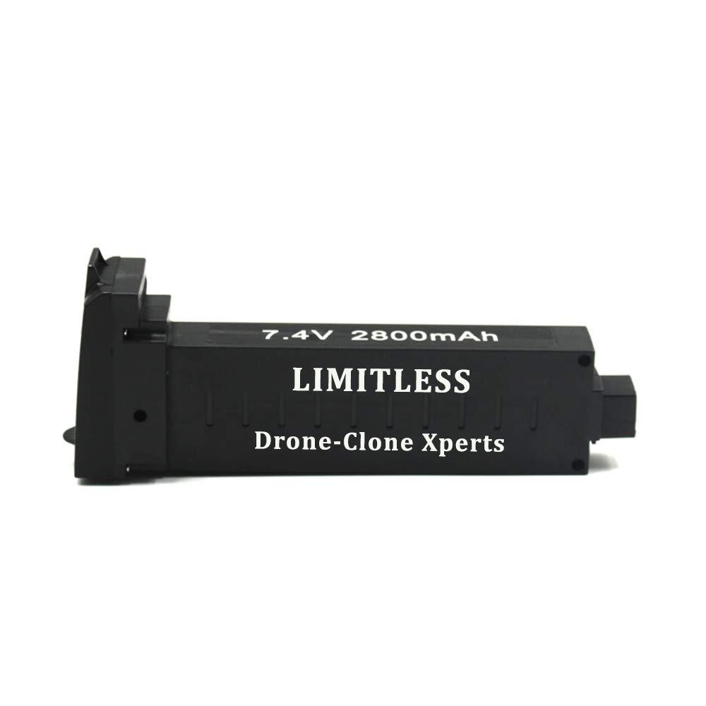 Bateria LIPO 7.4V 800mah RC DRONE-CLONE