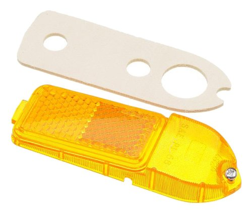 OES Genuine Replacement Front Passenger Side Marker Lens -