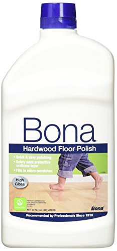 Bona Hardwood Floor Polish - HG, 32oz (Pack of 2)