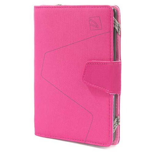 Tucano Luni Lato Universal Case for eBook Reader pink fuchsia