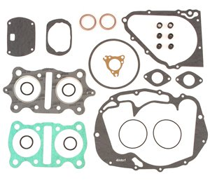 Engine Gasket Set - Compatible with Honda CB360 CB360T CL360-1974-1976 by 4into1