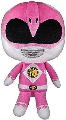 BCC9Q5X4 Funko Pink Ranger Hero Plushies x Power Rangers Plush 1 Free Official Japanese Super Sentai Trading Card Bundle 12507