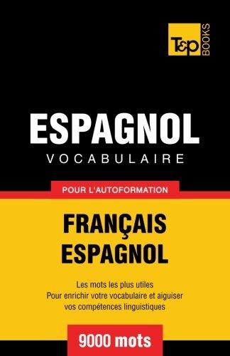 Vocabulaire français-espagnol pour l