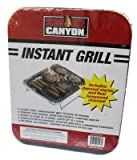 """Case of 12 - 9.5"""" x 12"""" x 2"""", Instant Grill, Ready To Use"""