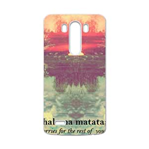 Hakuna Matata Cell Phone Case for LG G3