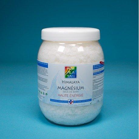Sales de baño Magnesium Himalaya - presentación: - 1 kg: Amazon.es: Salud y cuidado personal