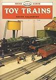 Toy Trains, David Salisbury, 0747800871