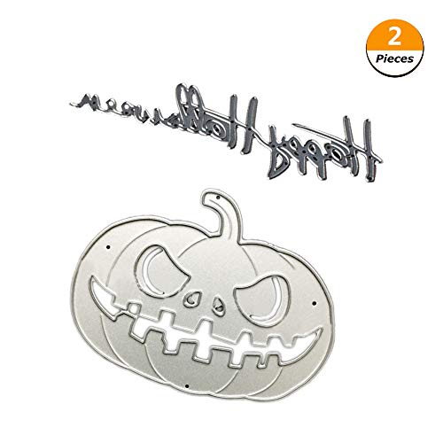 Satelliter Cutting Die Halloween Pumpkin Embossing Metal Mould