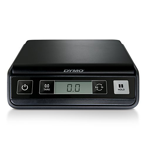M5 Scale, 5LB Digital Postal Scale Size: 6.3 X 7.3 X 1.7 in Style: Black, Model: 1772056, Gadget & Electronics Store by Electronics World