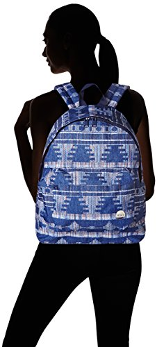 Bsq7 RoxyBe Azul Young única mochila talla Bleu Mujer wfwRPxOX