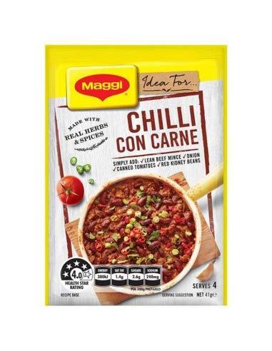 Maggi Gluten Free Chilli Con Carne 41gm x 15