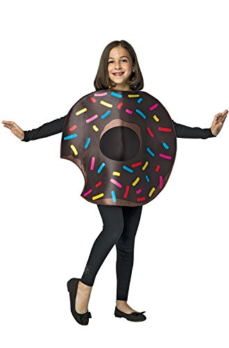 Rasta Imposta Chocolate Donut w/Bite 7-10]()