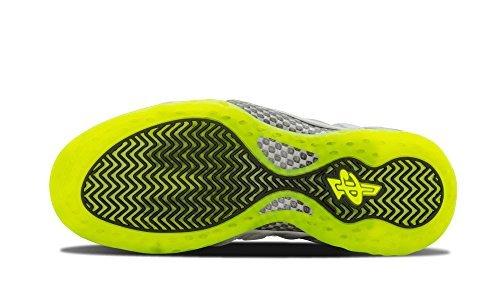 huge discount 42d7c 24b6c Nike Men s Air Foamposite One Prm Mtllc Slvr Vlt Blck Mtlc Cl Gr ...