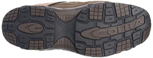 Cofra NEW RED EYE BLACK S3 - Calzado de protección unisex Braun