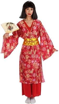 César - Disfraz de geisha japonesa para mujer (adulto), talla ...