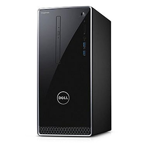 Newest Dell Inspiron 3650 Flagship Premium Business Desktop, Intel Core i7-6700 Quad-Core, 16GB RAM, 2TB HDD, AMD Radeon HD R9 360 2GB GDDR5, DVD, Windows 7 Pro, Wired Mouse and Wired Keyboard by Dell (Image #2)