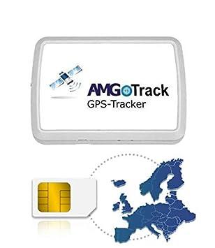 AMG Largo Tiempo GPS Tracker 6 Meses batería Unidad Tiempo ...