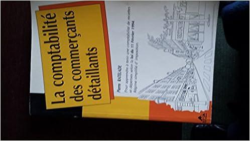 En ligne La comptabilité des commerçants détaillants pdf, epub