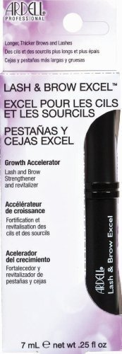f8b6b3ede19 Amazon.com : Ardell Lash & Brow Excel .25 oz. by Ardell : Beauty